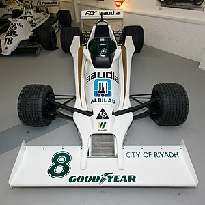 Williams FW06 - Williams FW06 in the Donington Grand Prix Collection