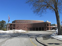 Winnacunnet High School Auditorium, Hampton NH.jpg