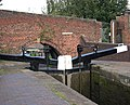 Wolverhampton Top Lock and Littles Lane Bridge - geograph.org.uk - 371297.jpg
