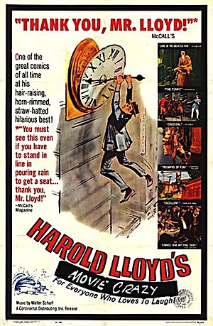 Harold Lloyd's World of Comedy - Image: World of Comedy