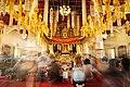 Worship the relics Phra Singh Temple Chiang Mai Thailand.jpg