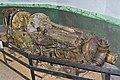 Wreckage of Spitfire Vb (BL655) (16216672255).jpg