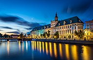 Wroclaw - Uniwersytet Wroclawski o poranku.jpg