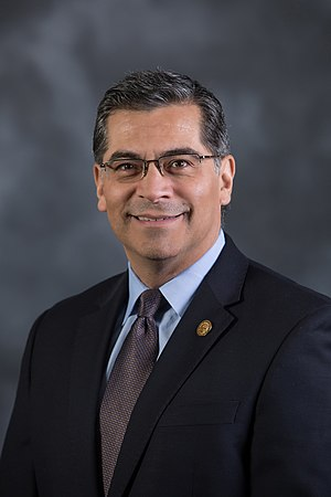 Attorney General of California - Image: Xavier Becerra official portrait