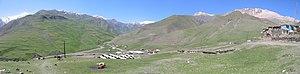 Khinalug - Panorama