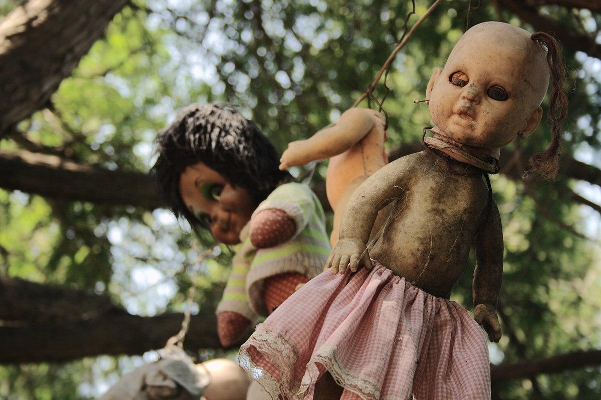 La isla de la muñecas - México