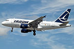 YR-ASA A318 Tarom (16602818692).jpg