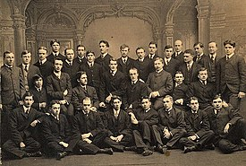 Yale School of Forestry class of 1904