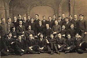 Yale School of Forestry & Environmental Studies - Yale School of Forestry class of 1904