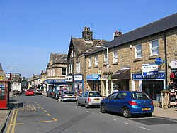 Yeadon High Street