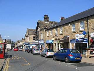Yeadon, West Yorkshire Human settlement in England