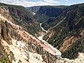Yellowstone River (Grand Canyon of the Yellowstone, Wyoming, USA) 43 (40723171343).jpg