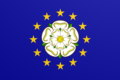 Yorkshire in EU Flag.png