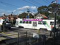 Z2 101 crossing Kooyong Station level crossing.jpg