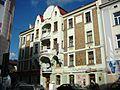 Zabytkowy hotel Bristol (wraz z budynkiem restauracji) w Tarnowie, ul. Nowy Świat 3 3 pavw.JPG
