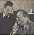 Zakazane Piosenki - Jerzy Duszyński i Stanisław Łapiński - Film nr 11 - 1947-02-01.JPG