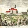 Zamek Książ 1738.jpg
