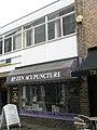 Zen Acupuncture in Crane Street - geograph.org.uk - 1559124.jpg