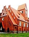 Zespół kościoła ewangelickiego, ob. rzym.-kat. fil. pw. św. Kazimierza Kruszyn (7).JPG