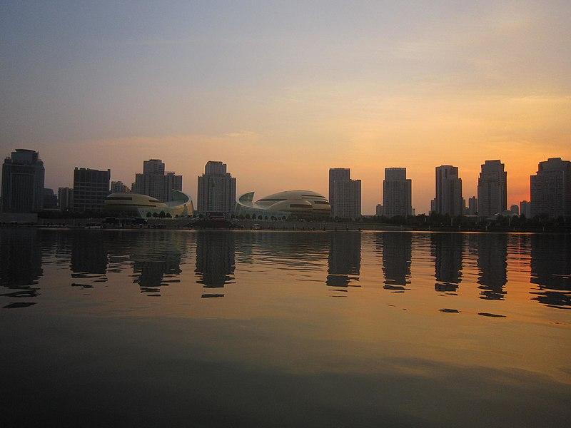 File:Zhengzhou CBD.JPG