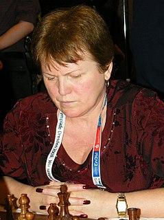 Lubov Zsiltzova-Lisenko Ukrainian chess player