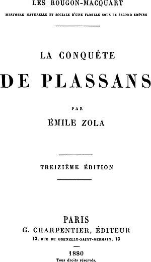 La Conquête de Plassans cover