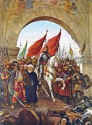 Ottoman wars in Europe - Wikipedia
