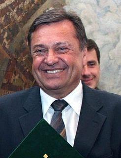 Zoran Janković (politician) Slovenian businessman and politician