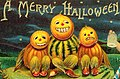 """A Merry Halloween."" with three Jack-o-Lanterns (cropped).jpg"