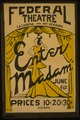 """Enter madam"" (at) Federal Theatre, La Cadena and Mt. Vernon LCCN98517691.tif"