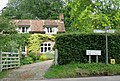 """""""Garden Cottage"""" at the crossroads - geograph.org.uk - 506030.jpg"""