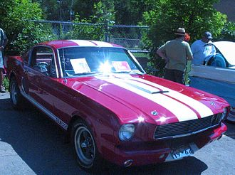 Shelby Mustang - 1966 Shelby GT350