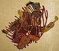 'Slicing Hell', shadow puppet from Shaanxi Province, 19th century, Lin Liu-Hsin Museum.JPG
