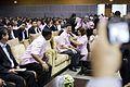 (รัก)ปักใจ นายกรัฐมนตรีเป็นประธานเปิดการประชุมใหญ่สมา - Flickr - Abhisit Vejjajiva.jpg