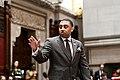 (03-29-19) NY State Senator Jamaal Bailey during Senate Session at the NY State Capitol, Albany NY.jpg