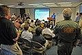 (Hurricane Katrina) New Orleans, LA, 5-24-06 -- Joseph Matthews, Department of Homeland Security Emergency Manager, address Federal, State, Local, and Private entities at Hurricane - DPLA - e9df913307627ac8b0e8c9294d7e117b.jpg