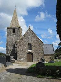Église Saint-Maurice de Saint-Maurice-en-Cotentin.JPG