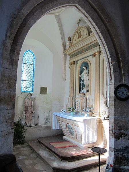 Église Saint-Pierre de Biniville