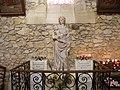 Église Sainte-Hélène de Hourtin vierge a l'enfant.JPG