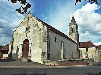 Béthines - The church in Béthines