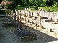Épinay-Champlâtreux (95), cimetière à l'ouest de l'église.jpg