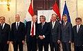 Österreichische Unis unterzeichnen Abkommen mit luxemburgischen Partnerinstitutionen (8656972251).jpg