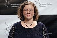 Österreichischer Filmpreis 2015 Claudia Linzer.jpg
