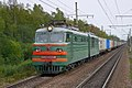 ВЛ10-1038, Russia, Leningrad region, Naziya - Mga stretch (Trainpix 205104).jpg