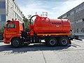 Вакуумная машина МВ-13 КамАЗ 65115.jpg