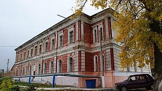 Krasnoyaruzhsky District - Kharitonenko House, Red Yaruga Settlement