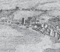 Е. М. Корнеев. Город Кафа (ныне Феодосия). 1804 (cropped).png