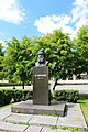 Житомир, Майдан Короленка, Пам'ятник В. Г. Короленку — російському письменнику.jpg