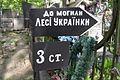 """Знак """"До могили Лесі Українки"""".JPG"""