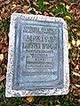 Знак памятника АРХИТЕКТУРЫ *ВЛАДИМИРОВСКАЯ ГОРКА* в КИЕВЕ.JPG